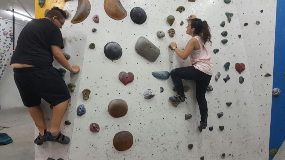 מטפסים ונהנים