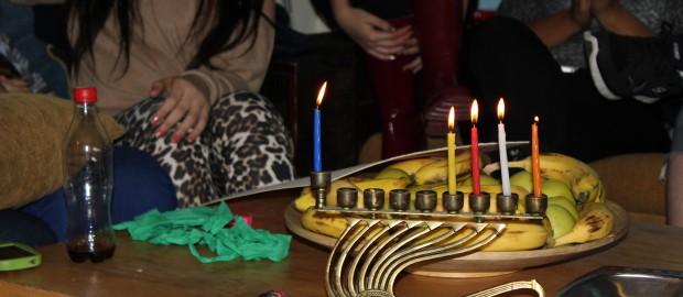 הדלקת נרות חנוכה (2012) Chanukah Lights at Beit Dror
