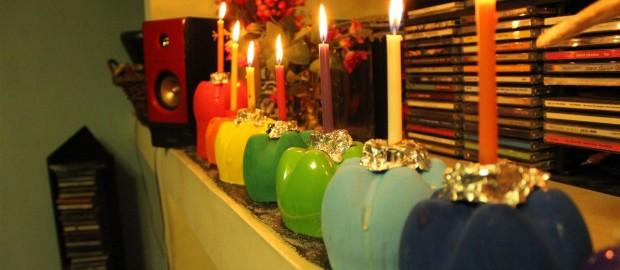 הדלקת נרות חגיגית בבית דרור (2013) Chanukah Lights at Beit Dror